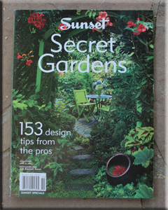 Sunset Magazine Secret Gardens